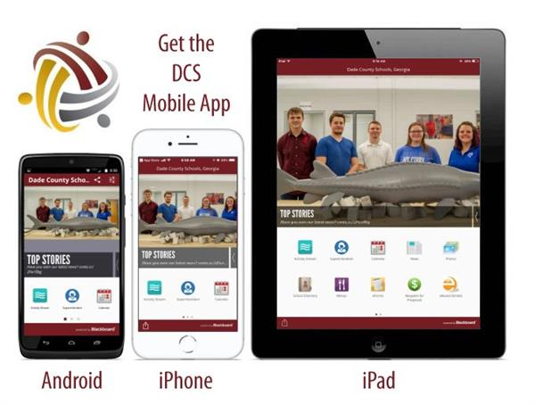 Get the DCS Mobile App