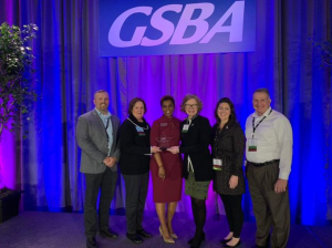 GSBA Leading Edge Award 2019